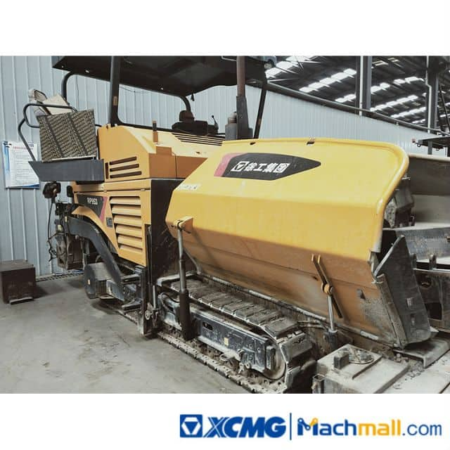 XCMG 10m RP953 2017 Used Road Paver Machine For Sale