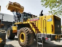 XCMG Official LW1200KN 12 ton Large Mine Wheel Loader For Mining