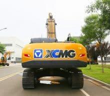XCMG 40 Ton Mining Machinery XE370DK Chinese Crawler Excavator For Sale