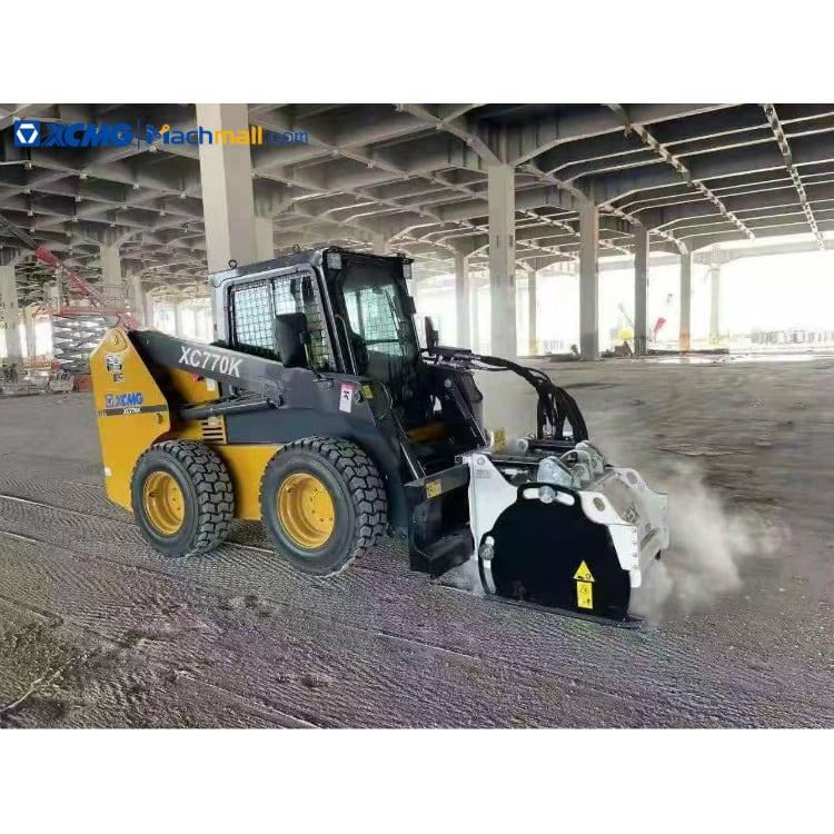 XCMG Asphalt Concrete Milling Machine | skid steer loader with cold planer attachment price