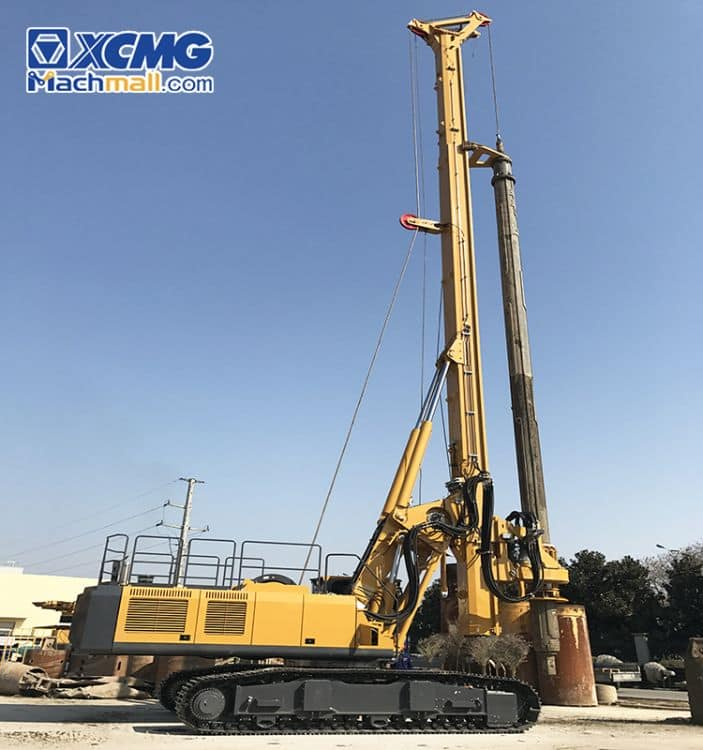 XCMG Drilling Rig XR150D 20m Small Rotary Drilling Rig Price
