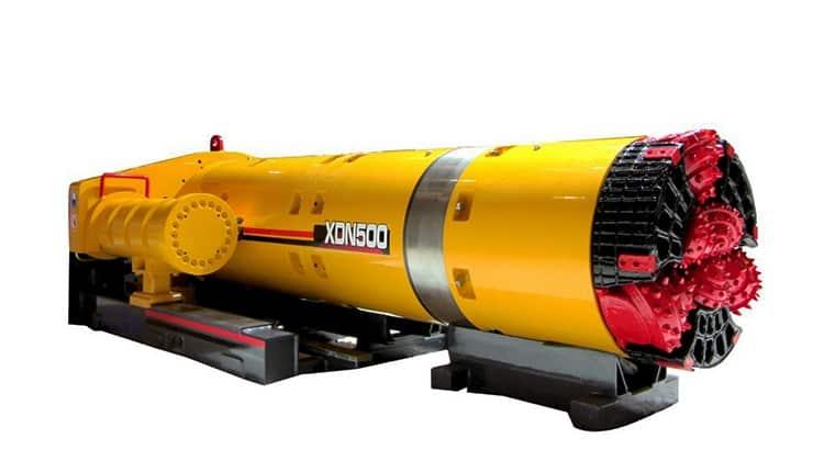 XCMG 500mm XDN500 Hydraulic Pipe Jacking Tunneling Machinery Price