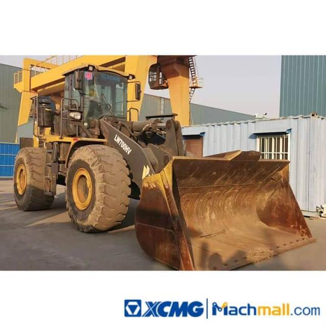 XCMG 7 Ton LW700HV 2018 Used Wheel Loader For Sale