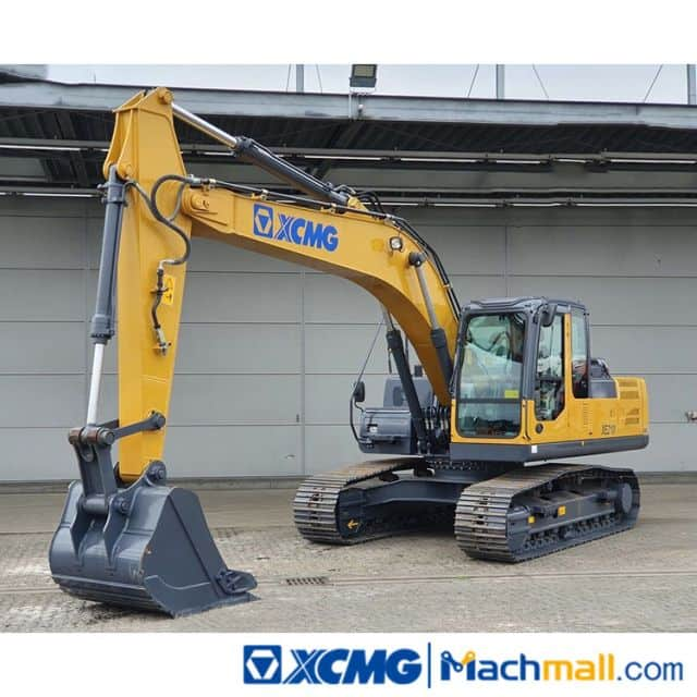 XCMG Machine 21 Ton XE210 Cheap Use Excavator For Sale