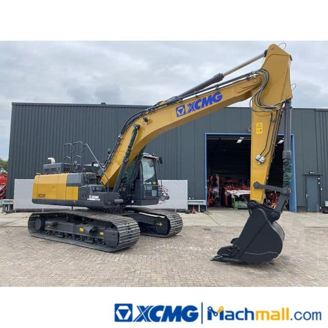 XCMG 22 Ton XE220E Cheap Use Excavator For Sale