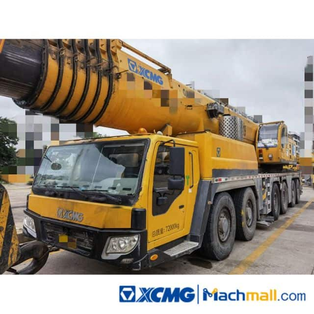 XCMG All Terrain 260t QAY260 Used Truck Cranes For Sale