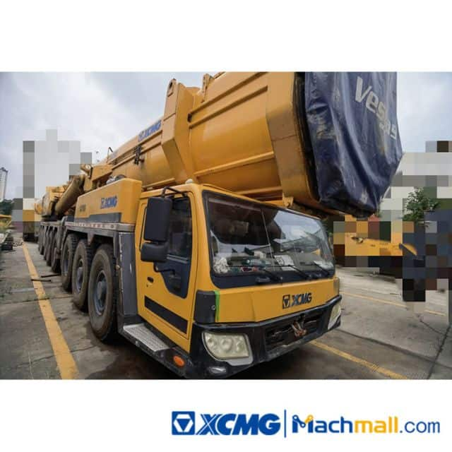XCMG 500t QAY500 2011 Used Truck Cranes For Sale