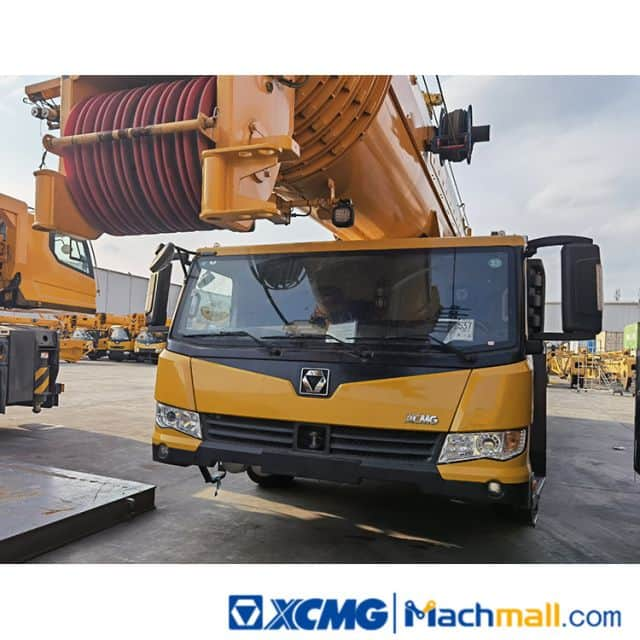 XCMG All Terrain 220ton XCA220 2021 Used Truck Cranes For Sale