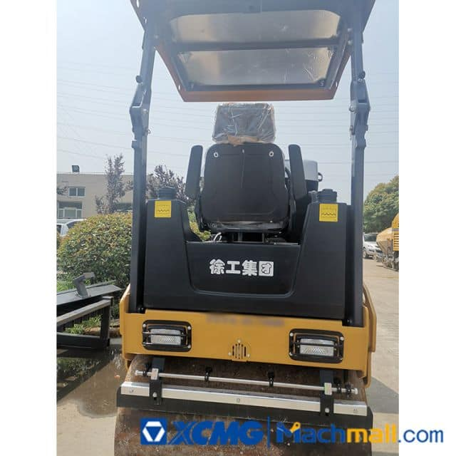 XCMG 3t XMR303 2021 Used Mini Road Roller For Sale