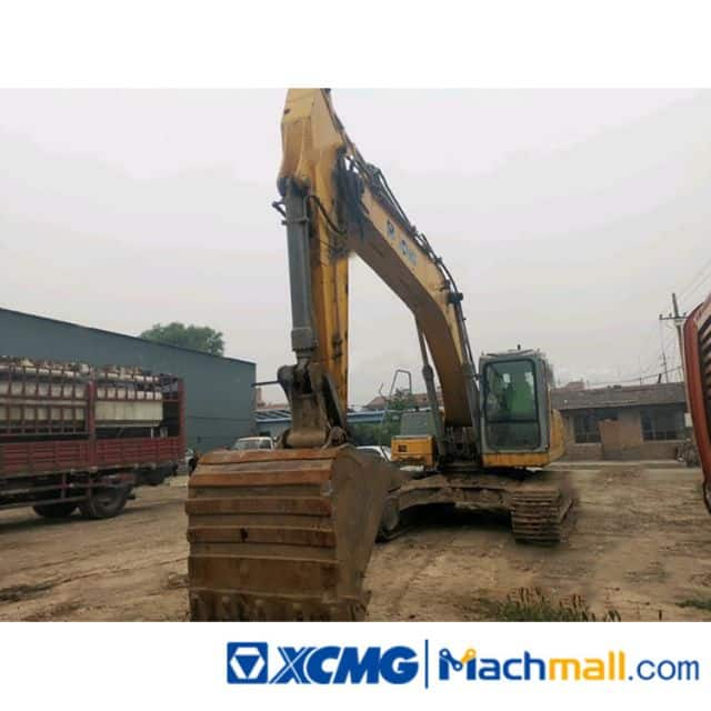 XCMG 26t XE260C Used Crawler Excavator For Sale
