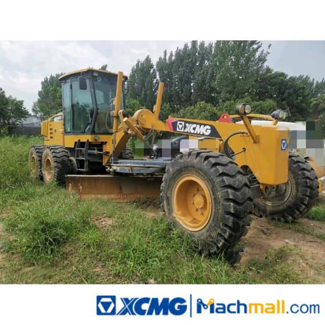 China XCMG 215hp GR1653 2018 Used Motor Graders For Sale