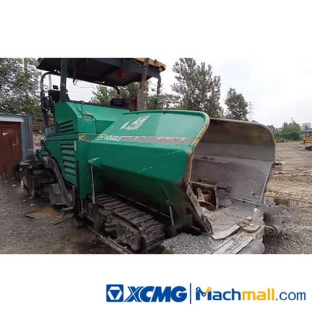 XCMG RP903 2017 Used Asphalt Paver Machine For Sale