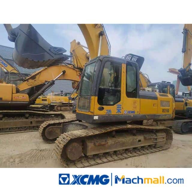 XCMG 20t XE215D 2018 Used Hydraulic Crawler Excavator For Sale