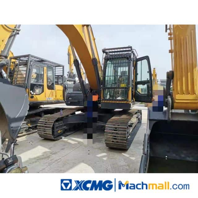 XCMG Used 25t XE250D 2017 Crawler Excavators For Sale
