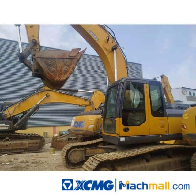XCMG Used 27t XE270DK 2018 Hydraulic Excavators For Sale