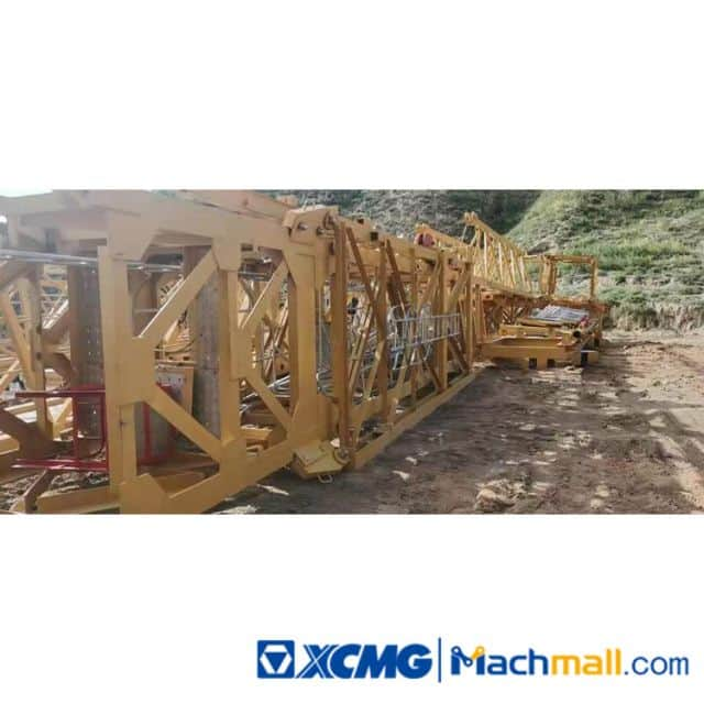 XCMG 18t XGT7527-18S 2020 Used Flat Top Tower Crane Price