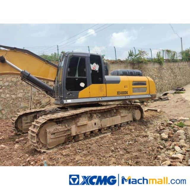 XCMG 40t XE400DK 2019 Used Excavator Machine For Sale