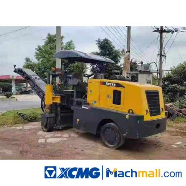 XCMG XM101E 2015 Used Asphalt Milling Machines For Sale