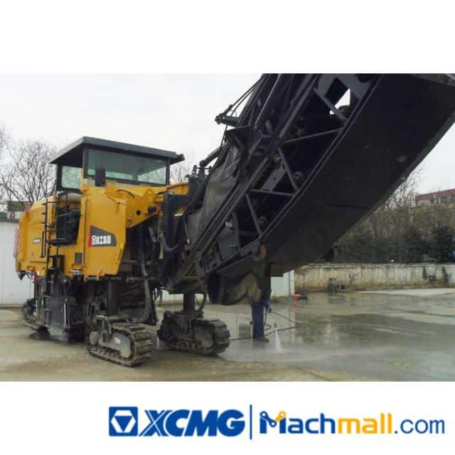 XCMG XM200EII 2016 Used Milling Machines For Sale
