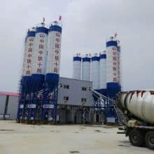 XCMG Official Batching Machine Hzs240V 240m3 Ready Mixed Concrete Batching Plant with Good Price