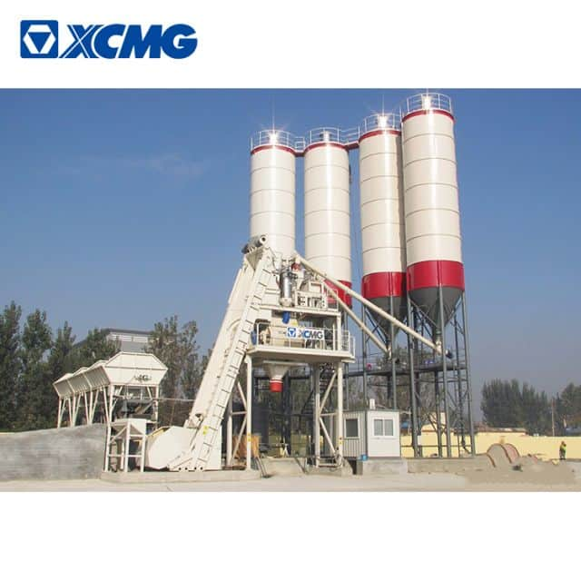XCMG schwing 60m3 concrete plant HZS60VG China new mobile concrete batching plant machinery price