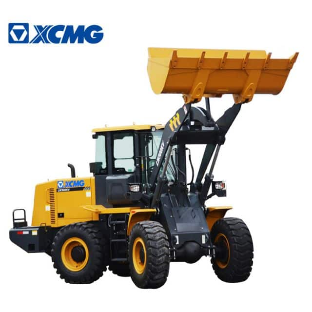 XCMG LW300KV 3 Ton 1.7 m3 Small Self-propelled Loader Machine Price