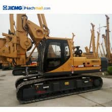 XCMG bored pile rig machine 55m 150kn rotary drill rig XR150DII price
