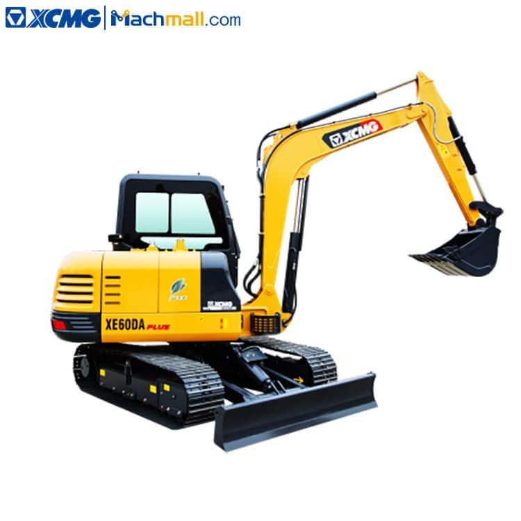 XCMG 6 ton crawler excavator XE60DA PLUS for sale
