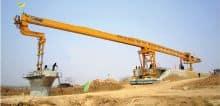 XCMG Official Manufacturer TY180G Wheel-track girder transporter for sale