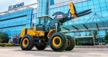 XCMG Manufacturer 25 Ton Stone Forklift Wheel Loader LW600KV-T25 Price