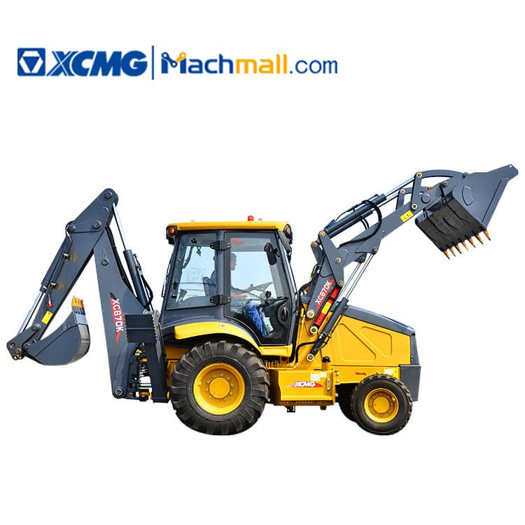 XCMG XC870K 2.5 ton mini back hoe loader for sale