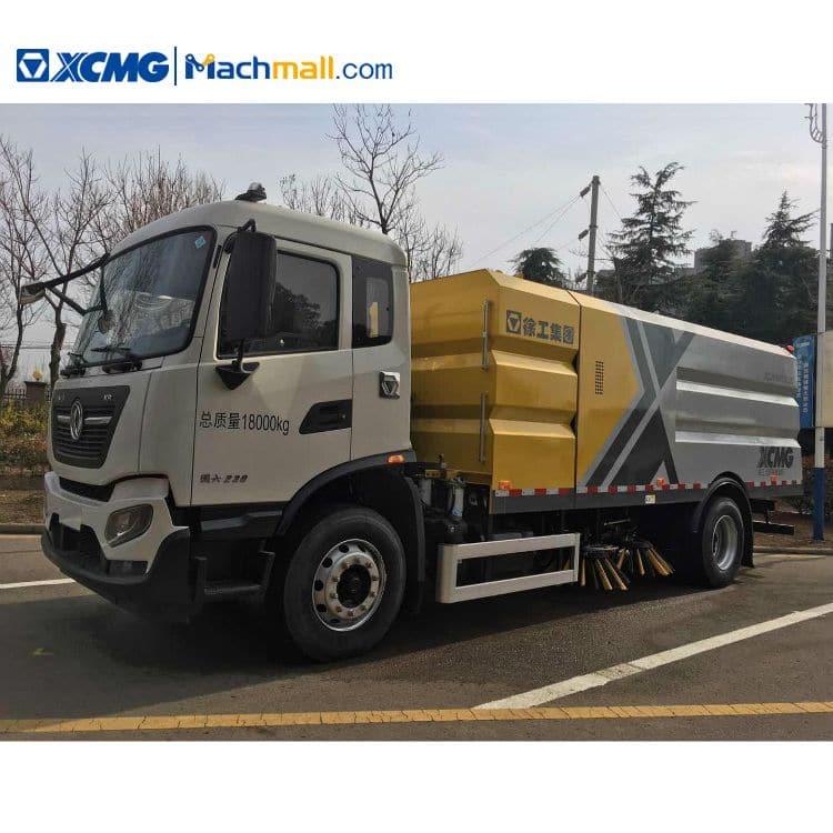 XCMG official manufacturer mini road sweeper road cleaning machine XZJ5071TSLQ5 hot sale