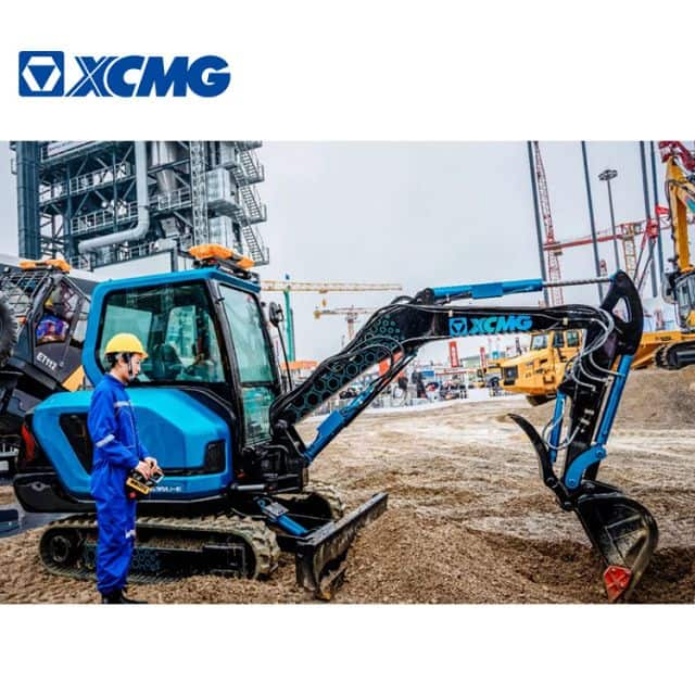 XCMG XE35U-E 3.5 Ton Pure Electric Mini Excavator For Sale