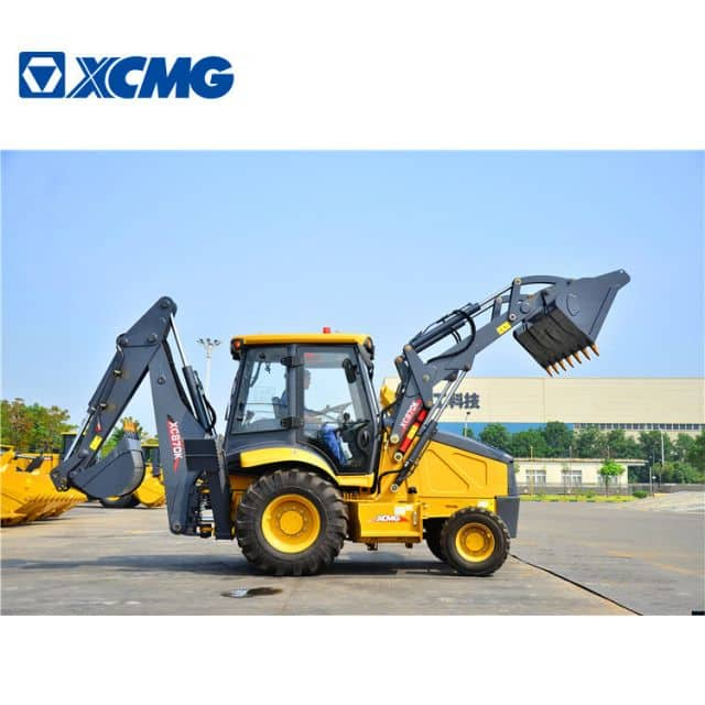 XCMG Official XC870K 2.5 Ton Mini Backhoe Loaders For Sale