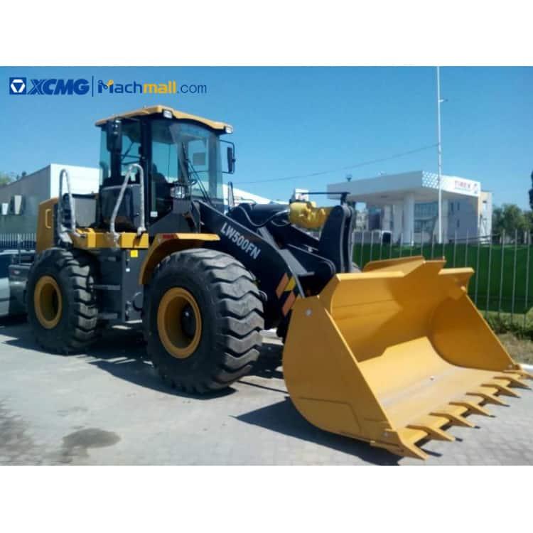 LW500FN loader machine for sale | XCMG LW500FN 5ton 4 cubic meters 162kw wheel loader price