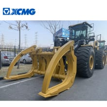 XCMG Official 7 ton Front End Wheel Loaders LW700KN China Big Loader Price