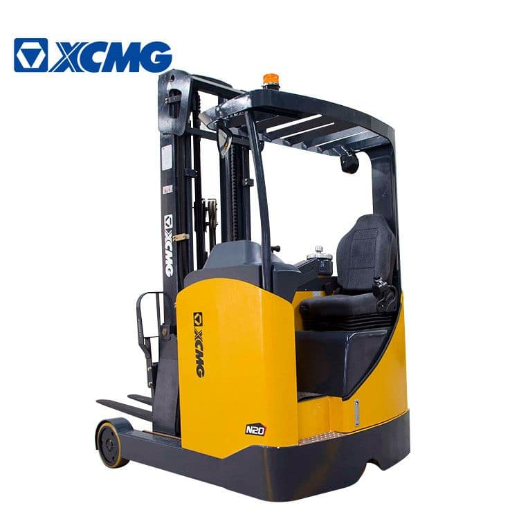 XCMG Official 2 Ton Electric Stacker FBRS18-AZ1 China Electric Stacker Home Use Smart Forklift Price