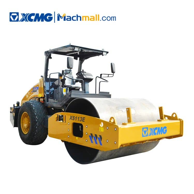XCMG roller 10 ton cheap XS113E roller price