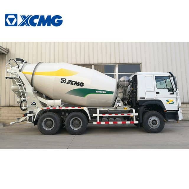XCMG Official 10m3 Mobile Concrete Mixer Machine Truck G10K for Sale