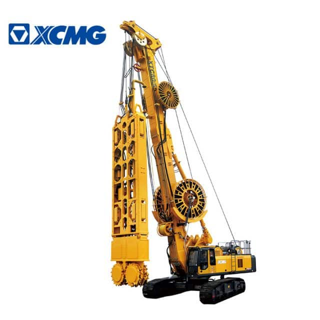 XCMG Trenching Machine 5m Diaphragm Wall Grab Trench Cutter XTC80/55 for Sale