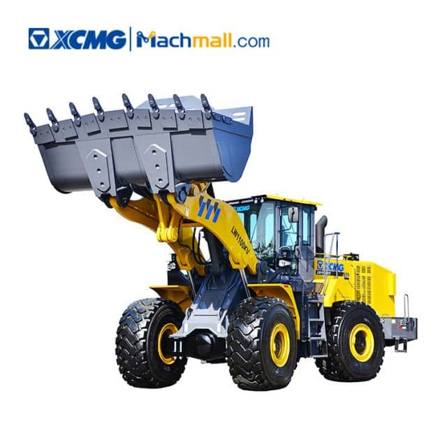 XCMG original factory 11 ton wheel loader LW1100KV price