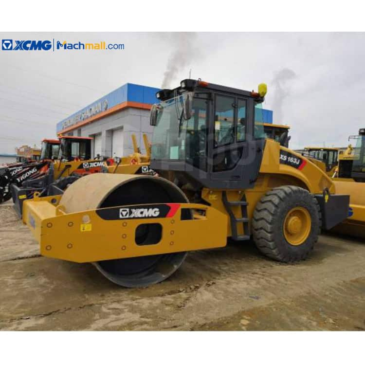 XS163J road roller for sale | XCMG XS163J 16 ton vibratory road roller price