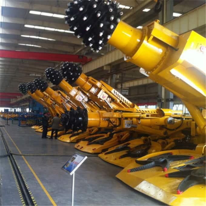 XCMG Manufacturer Tunneling Roadheader Drilling Machine EBZ230 Made In China