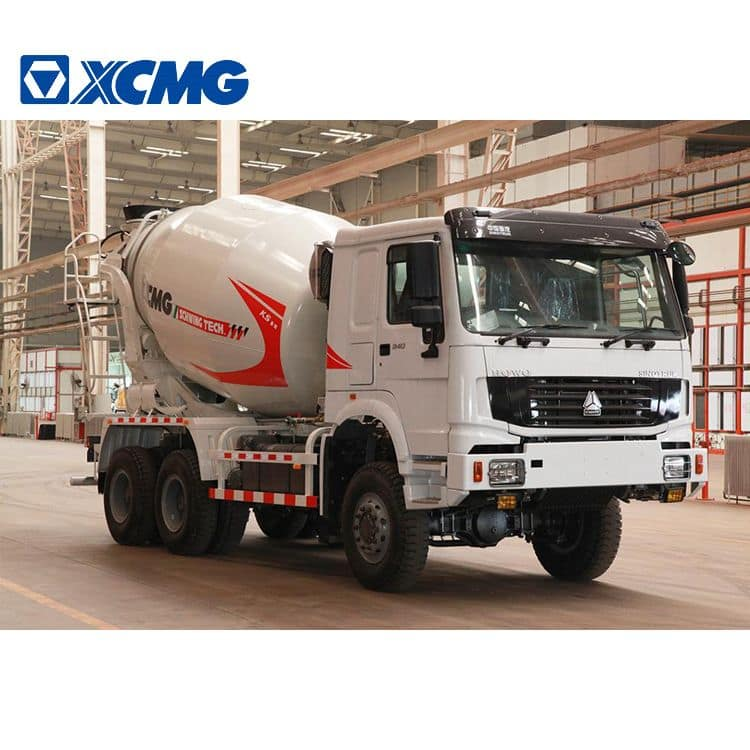XCMG Manufacturer G08K 8cbm Cheap Cement Mixers for Sale