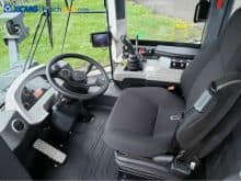 XCMG 4 ton 5 cubic 175hp wheel loader with Cummins engine