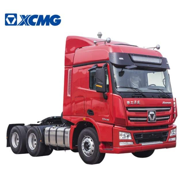 XCMG Offical 40 ton 6x4 Truck Trailer Head NXG4250D5WC Tractor Head Truck Trailer For Sale