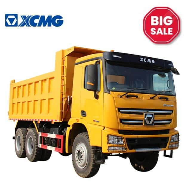 XCMG 4 ton 371HP 6x4 cheap dump truck NXG3250D2WC China discount trucks tipper on sale