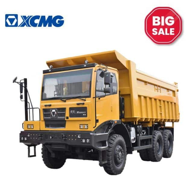 XCMG 70 ton 6*4 375HP cheap dump truck NXG5650DT off road mining mine discount dump truck on sale