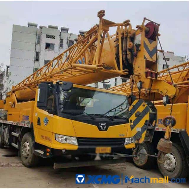 XCMG Second Hand Machinery | 25 Ton QY25K5C 2019 Used Truck Crane For Sale