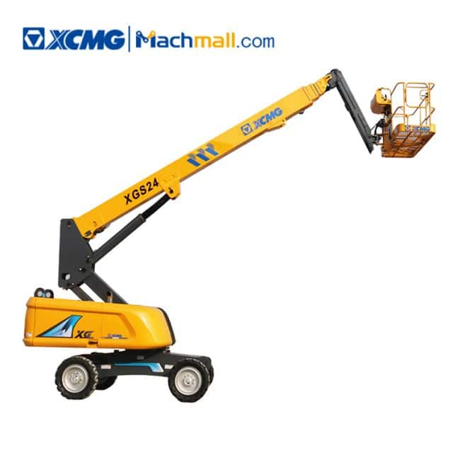 XCMG official 24m aerial work platform XGS24 price